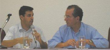 Encontro político no CIESP-2006-Marília-com José Aníbal