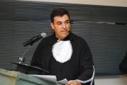Orador da 13a Turma de Jornalismo