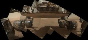Crédito da imagem: NASA / JPL-Caltech / Malin Space Science Systems