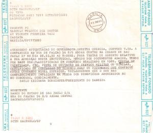 Convocação do Governador do Estado de São Paulo